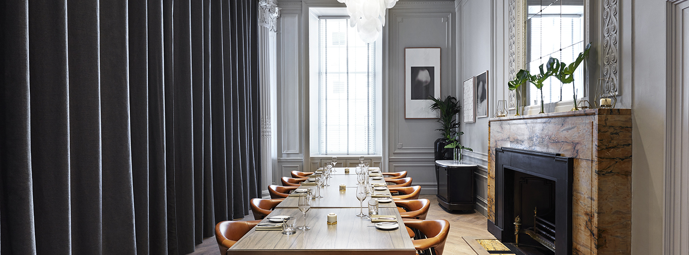 Private dining at Bo & Birdy